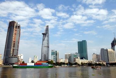 TP. Hồ Chí Minh: Lựa chọn số 1 cho nhà đầu tư bất động sản