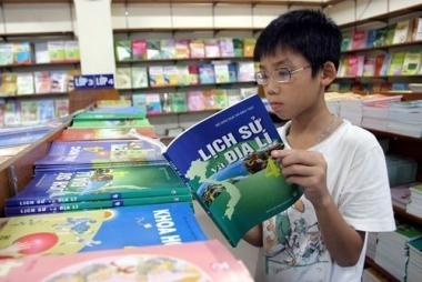 Năm 2019: TP. Hồ Chí Minh sẽ thí điểm sử dụng bộ sách giáo khoa riêng