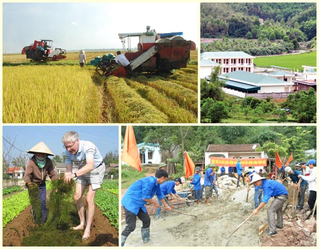 Năm 2018, Quảng Ninh phấn đấu có thêm ít nhất 12 xã đạt chuẩn nông thôn mới