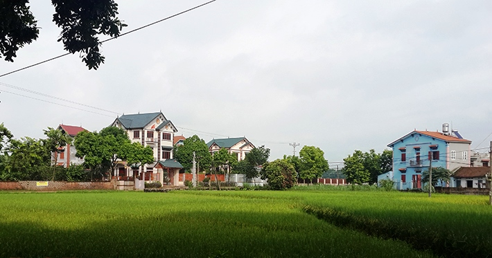 Tỉnh Bắc Giang có 63 xã đạt chuẩn nông thôn mới