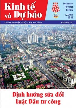 Giới thiệu Tạp chí Kinh tế và Dự báo số 34 (674)