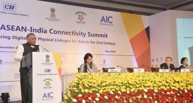 Ấn Độ đề xuất 1 tỷ USD để tăng cường kết nối với ASEAN