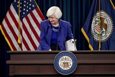 Fed tăng lãi suất thêm 0,25%