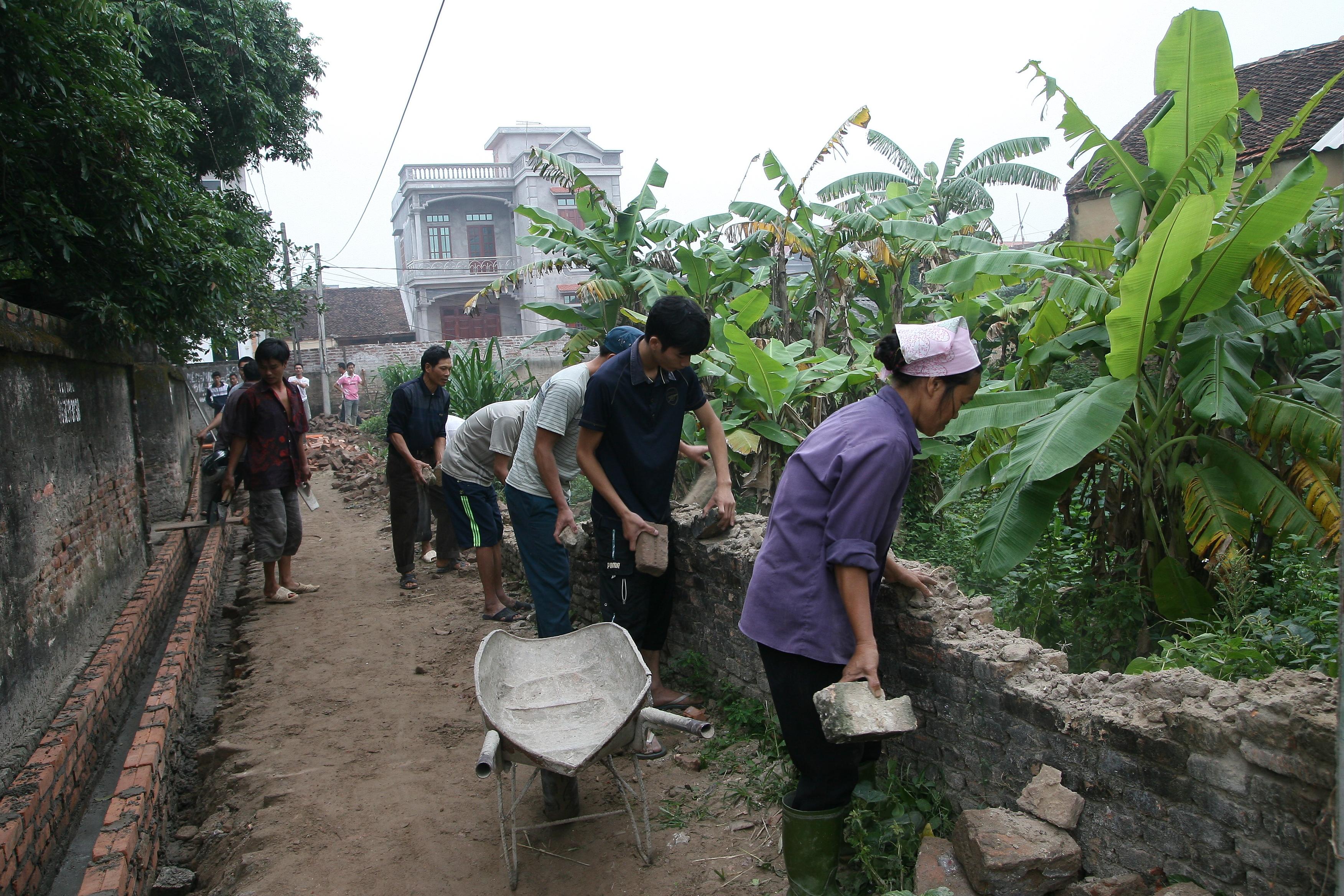 Bắc Ninh: 75% số xã đạt chuẩn nông thôn mới
