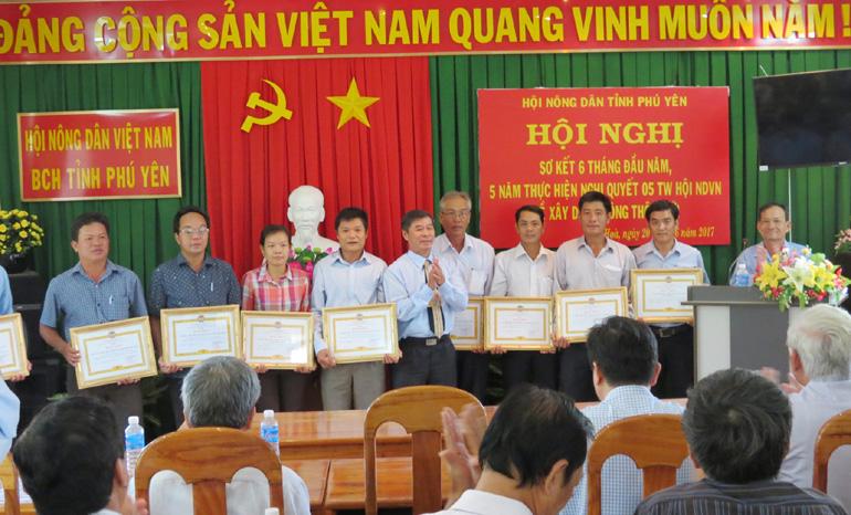 Phú Yên phấn đấu đạt 36 xã đạt chuẩn nông thôn mới