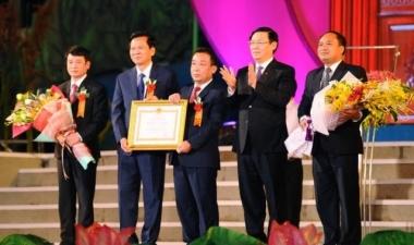 Huyện Yên Thành, Nghệ An kỷ niệm 180 năm thành lập