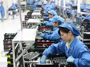 Năng suất lao động của Việt Nam vẫn thấp so với các quốc gia trong khu vực