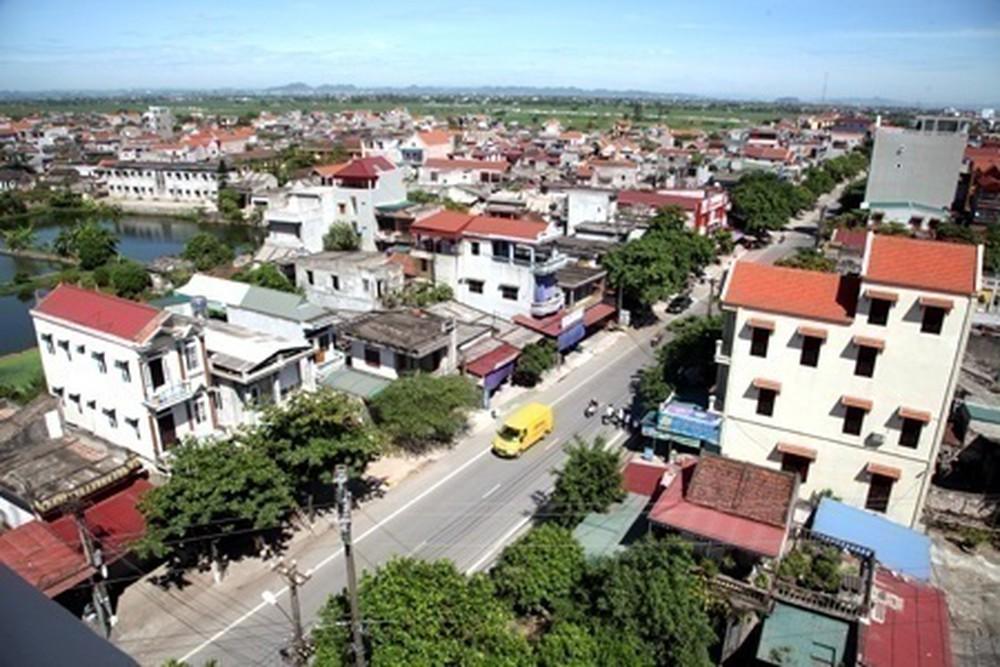 Ninh Bình có huyện thứ ba đạt chuẩn nông thôn mới