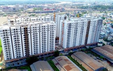 Chỉ số bất động sản TP. Hồ Chí Minh tăng, Hà Nội giảm