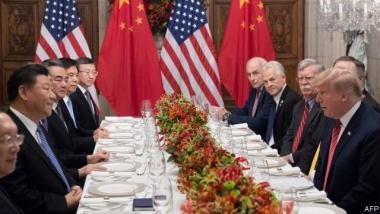 Chiến tranh thương mại giữa Mỹ và Trung Quốc tạm đình chiến 90 ngày