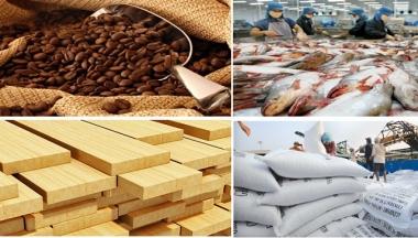 Tổng giá trị xuất khẩu nông, lâm, thủy sản 11 tháng đầu năm 2018 đạt 36,3 tỷ USD