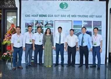 VEPF góp phần tích cực bảo vệ môi trường bền vững tại Việt Nam