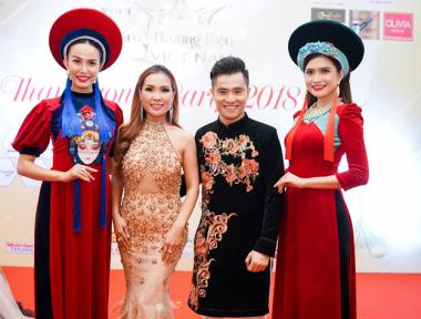 Mãn nhãn với đêm Thanks Party Hoa hậu Thương hiệu Việt Nam
