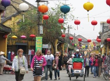 Tháng 11/2019, khách quốc tế đến Việt Nam cao nhất từ trước đến nay