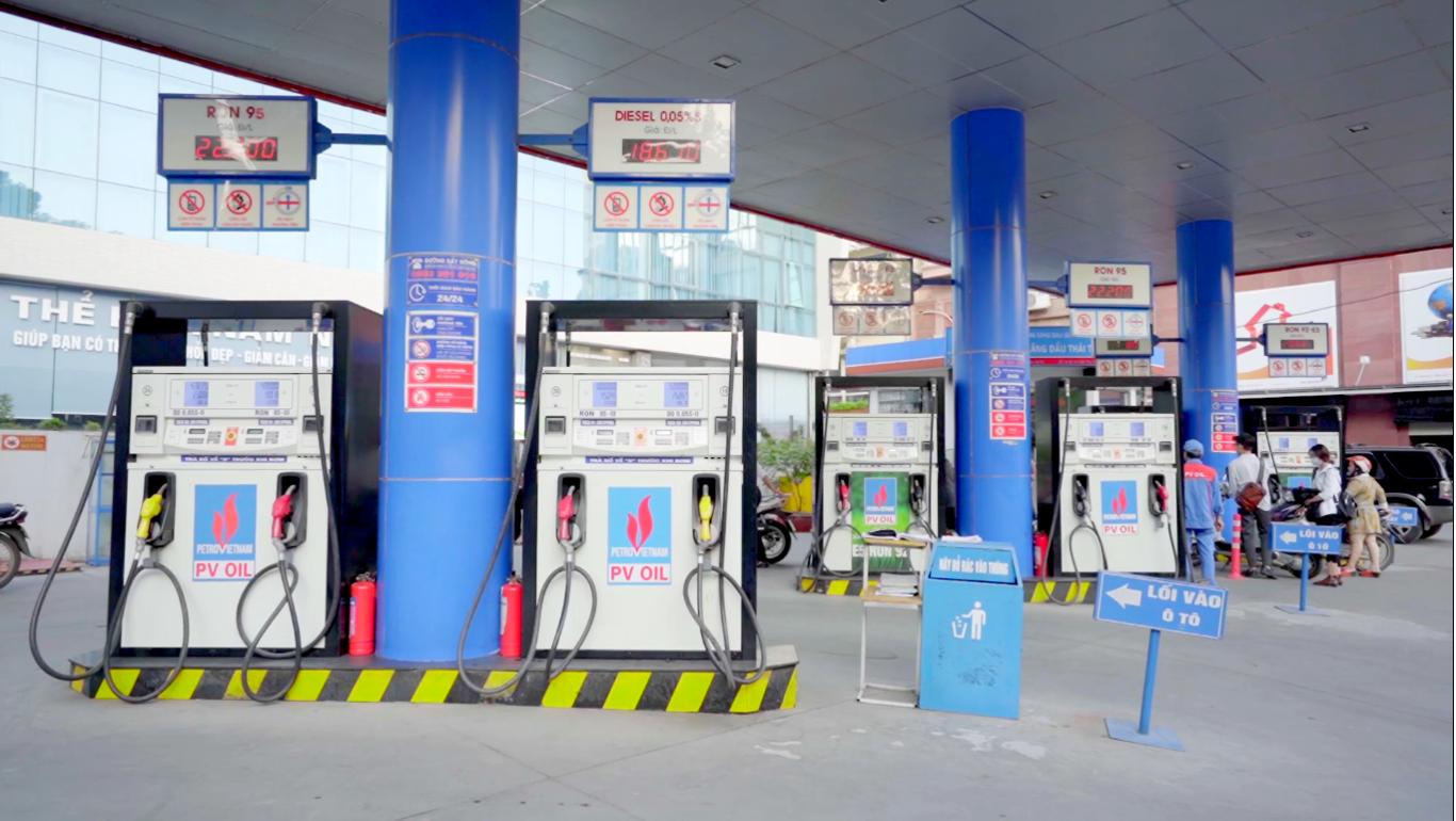 Quy trình kiểm soát chất lượng xăng dầu tại PVOIL