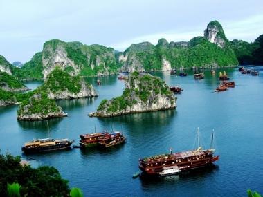 Quảng Ninh thúc đẩy tăng trưởng xanh khu vực Hạ Long