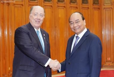 USABC sẽ hỗ trợ Việt Nam trong việc tăng cường xuất khẩu