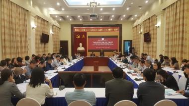 Bộ KHĐT tập huấn quán triệt một số nội dung của Luật Phòng, chống tham nhũng (năm 2018)