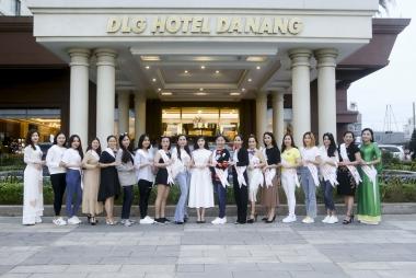 Hoa hậu Thương hiệu Olivia 2019  đón tiếp các người đẹp đến Đà Nẵng