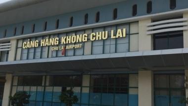 Bộ GTVT khẩn trương triển khai lập điều chỉnh quy hoạch sân bay Chu Lai