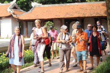 Ngành Du lịch đặt mục tiêu đón trên 20 triệu lượt khách quốc tế năm 2020