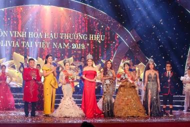 Gala Hoa hậu Thương hiệu Olivia tại Việt Nam: Gây cấn đến phút cuối cùng