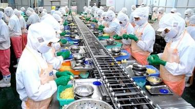 Công nghiệp chế biến, chế tạo dẫn dắt tăng trưởng ngành công nghiệp năm 2019