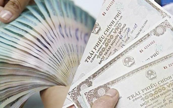 Tháng 11, Chính phủ duy trì lãi suất rất thấp khi gọi vốn bằng trái phiếu