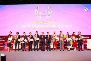 Chứng khoán Bảo Việt nối dài chuỗi giải thưởng 2020