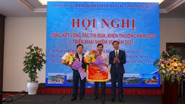 Khối thi đua Ban Quản lý KCN, KKT các tỉnh Trung Bộ: Bứt phá về đích