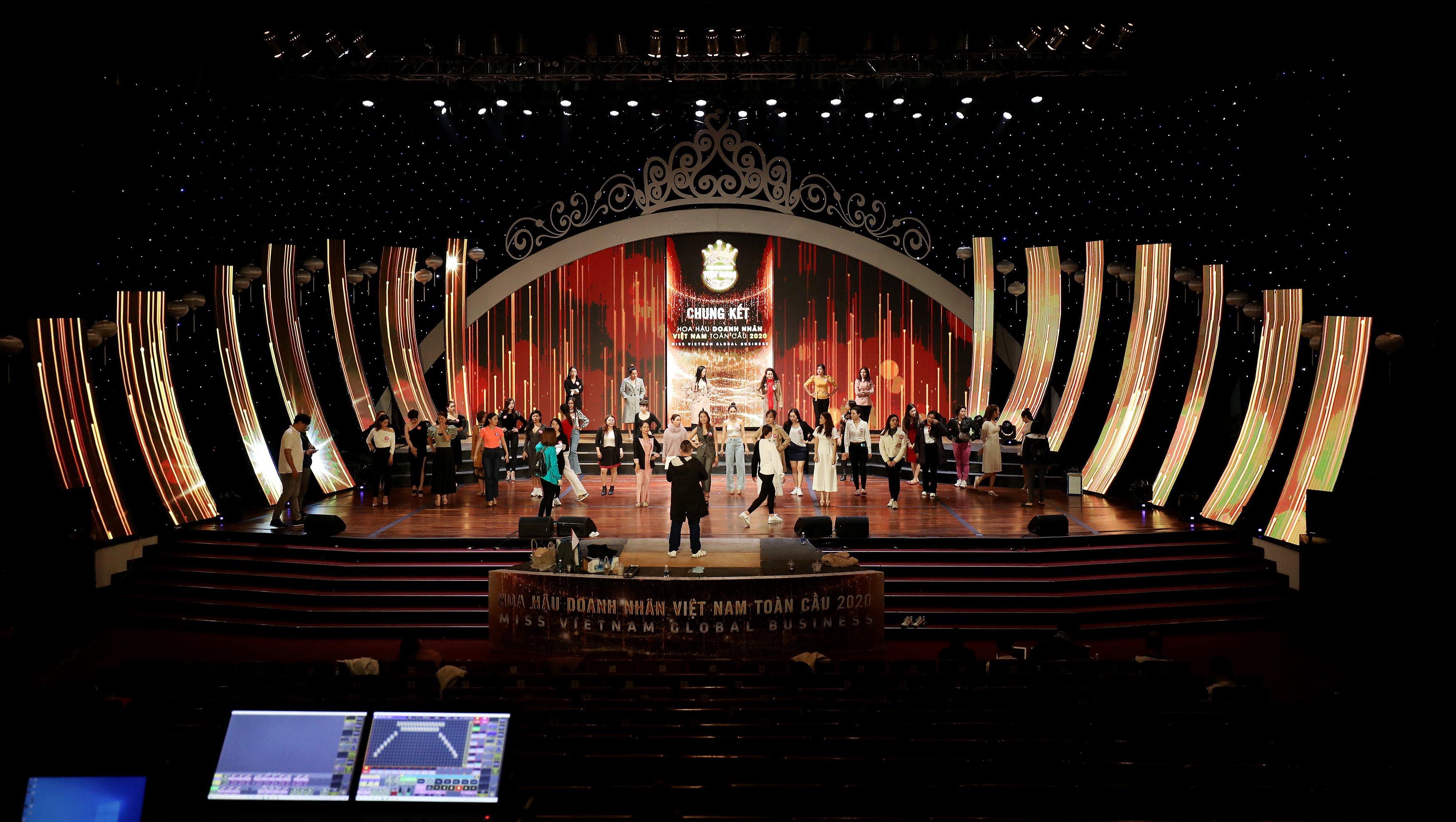 Chung kết Hoa hậu Doanh nhân Việt Nam Toàn cầu 2020 sẽ được trực tiếp trên VTV8