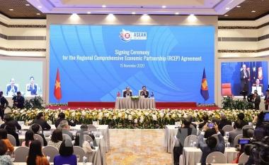 Các quốc gia trong ASEAN được lợi nhất từ RCEP