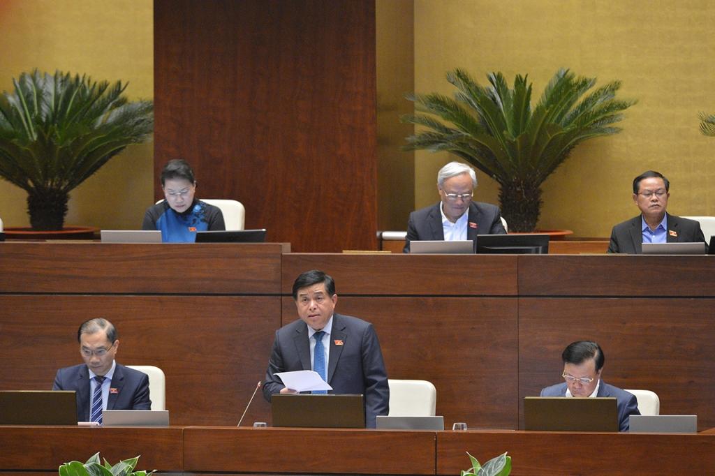 Bộ trưởng Nguyễn Chí Dũng nêu 10 giải pháp để nền kinh tế hoàn thành cao nhất mục tiêu năm 2021