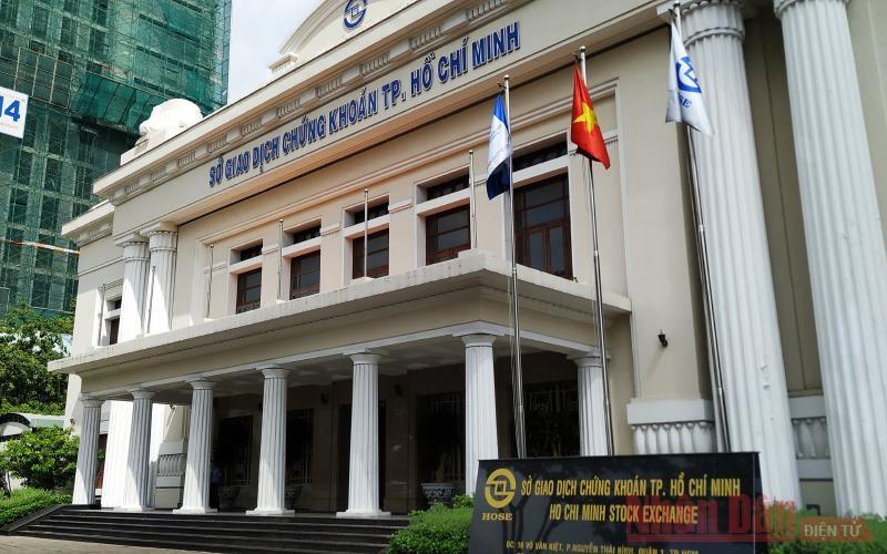 Thanh tra Bộ Tài chính khẩn trưởng thanh tra Sở giao dịch chứng khoán TP.HCM