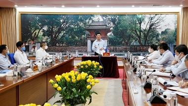 Bộ trưởng Hồ Đức Phớc: Tập đoàn Bảo Việt cần đổi mới sáng tạo, xây chiến lược 2021-2030