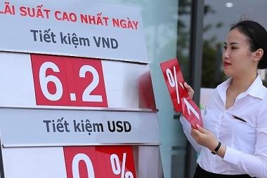 Lãi suất tiền gửi có thể tăng trong nửa cuối năm 2021