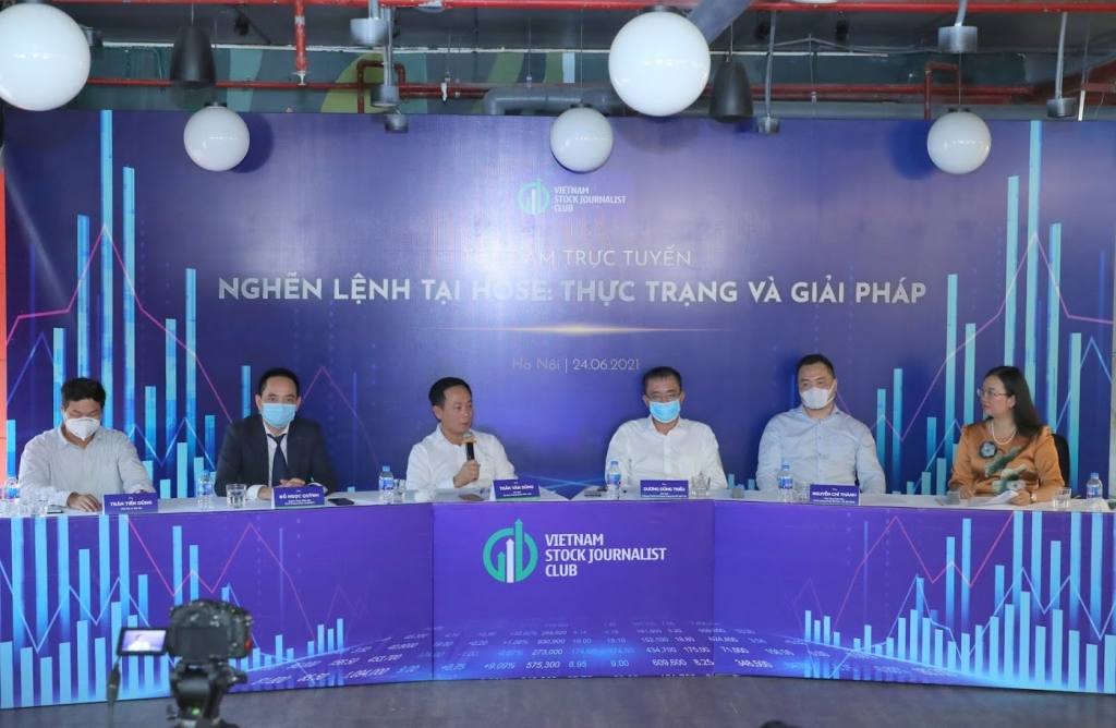 Hết nghẽn lệnh, bàn chuyện tương lai TTCK Việt Nam