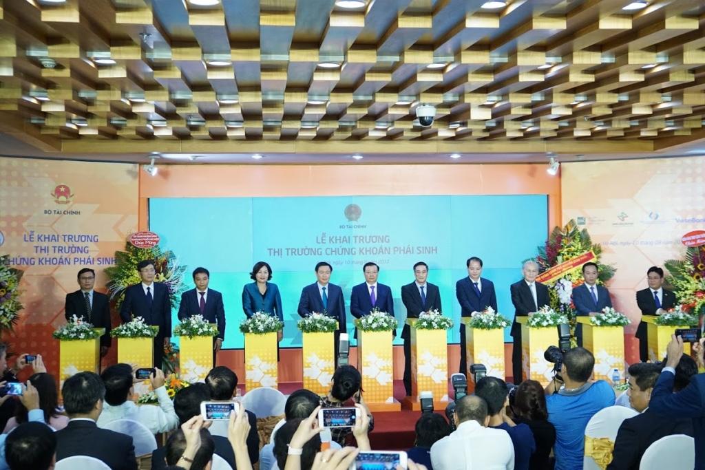 Sàn phái sinh Việt Nam sắp có sản phẩm thứ ba