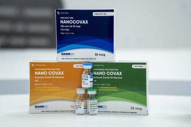 """""""Tăng tốc"""" thử nghiệm giai đoạn 3 vaccine Nanocovax"""