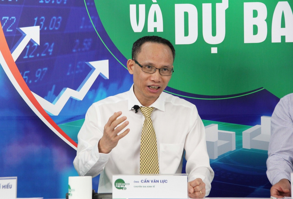 TS. Cấn Văn Lực: Phấn đấu GDP tăng trưởng trên 6% là thành công