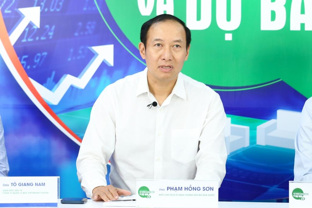 Phó Chủ tịch UBCKNN Phạm Hồng Sơn: Sợ nhất là cho vay margin không đúng