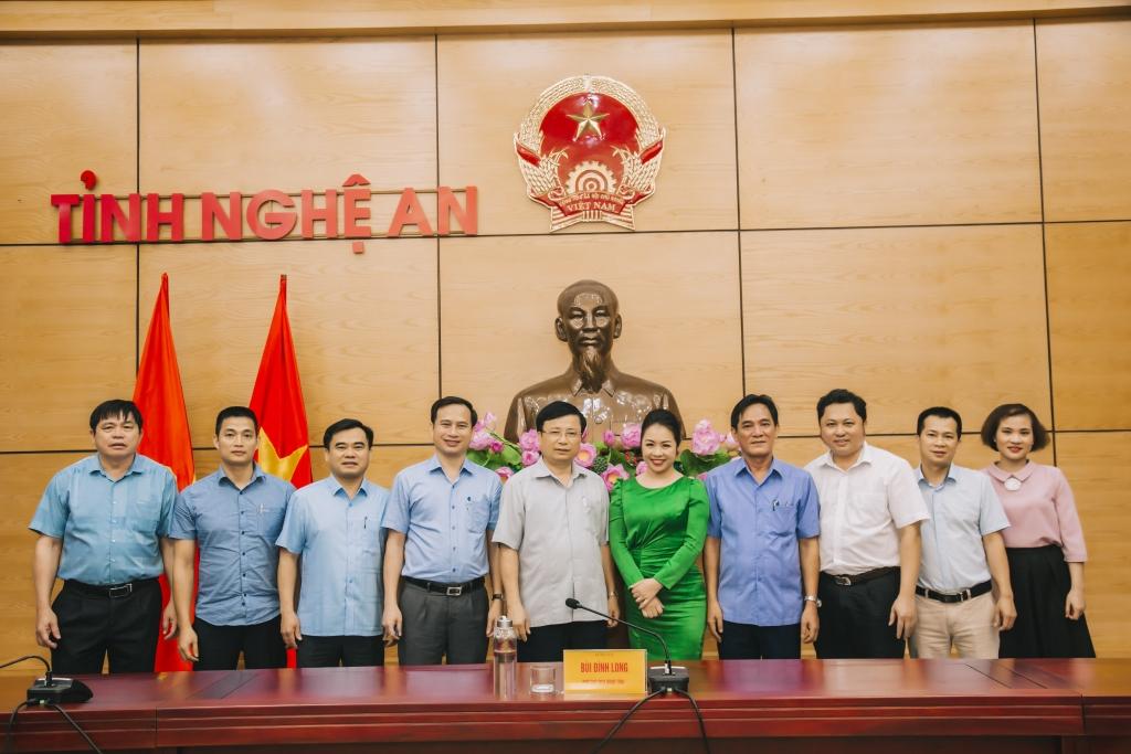 Để Nghệ An trở thành trung tâm đổi mới sáng tạo và khởi nghiệp của cả nước