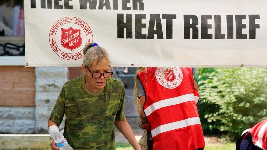Giới khoa học lý giải nguyên nhân gây ra nắng nóng kỷ lục tại Mỹ và Canada