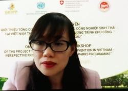 Việt Nam triển khai KCN sinh thái theo hướng tiếp cận từ Chương trình KCN sinh thái toàn cầu