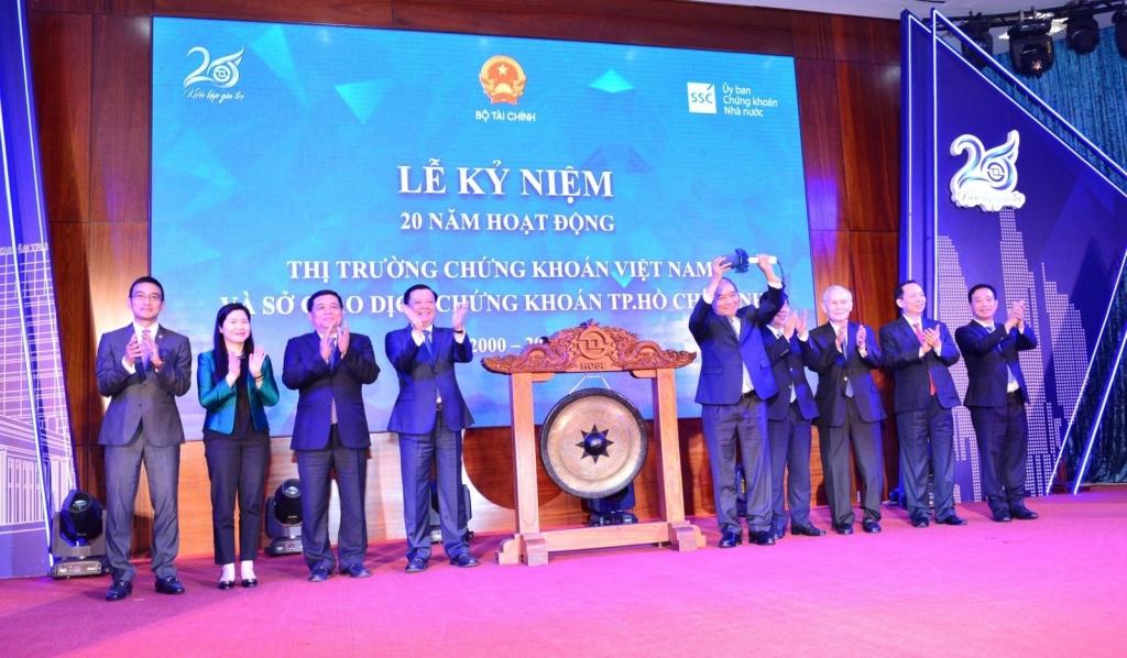 Dấu ấn TTCK Việt Nam 21 năm đầu tiên