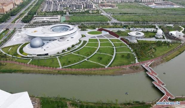 Trung Quốc khánh thành cung thiên văn lớn nhất thế giới