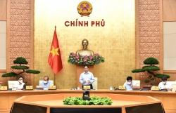 Chính phủ ra Nghị quyết về phòng, chống COVID-19, phân công nhiệm vụ tới 14 Bộ trưởng