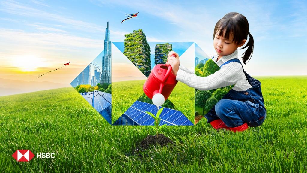 HSBC mở rộng giải pháp tài chính xanh tại Việt Nam