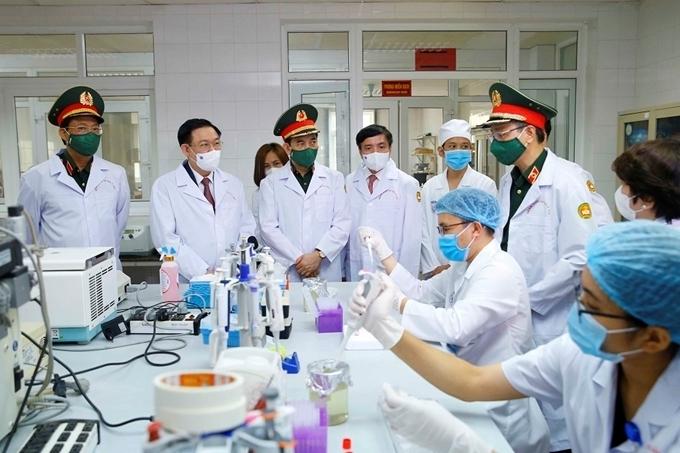 Nghiên cứu, sản xuất vaccine Việt Nam: Những bước tiến khả quan