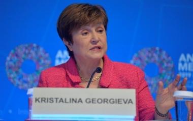 IMF giữ nguyên dự báo tăng trưởng kinh tế toàn cầu trong năm 2021